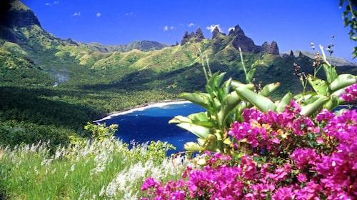 Nuku Hiva, Marquesasöarna.