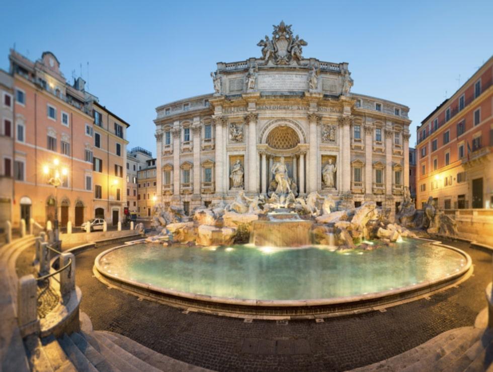 Längtar du till Rom? Satsa på att besöka den magnifika staden i maj.