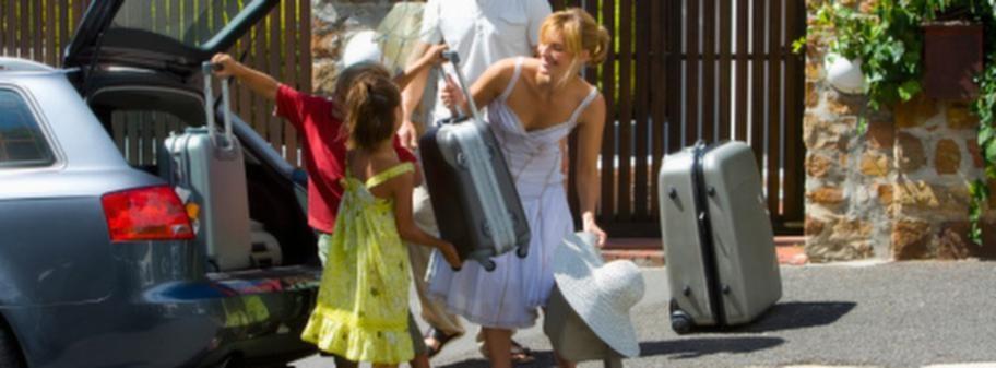 När det gäller att välja transport på semestern tar många av oss ingen hänsyn till miljön.