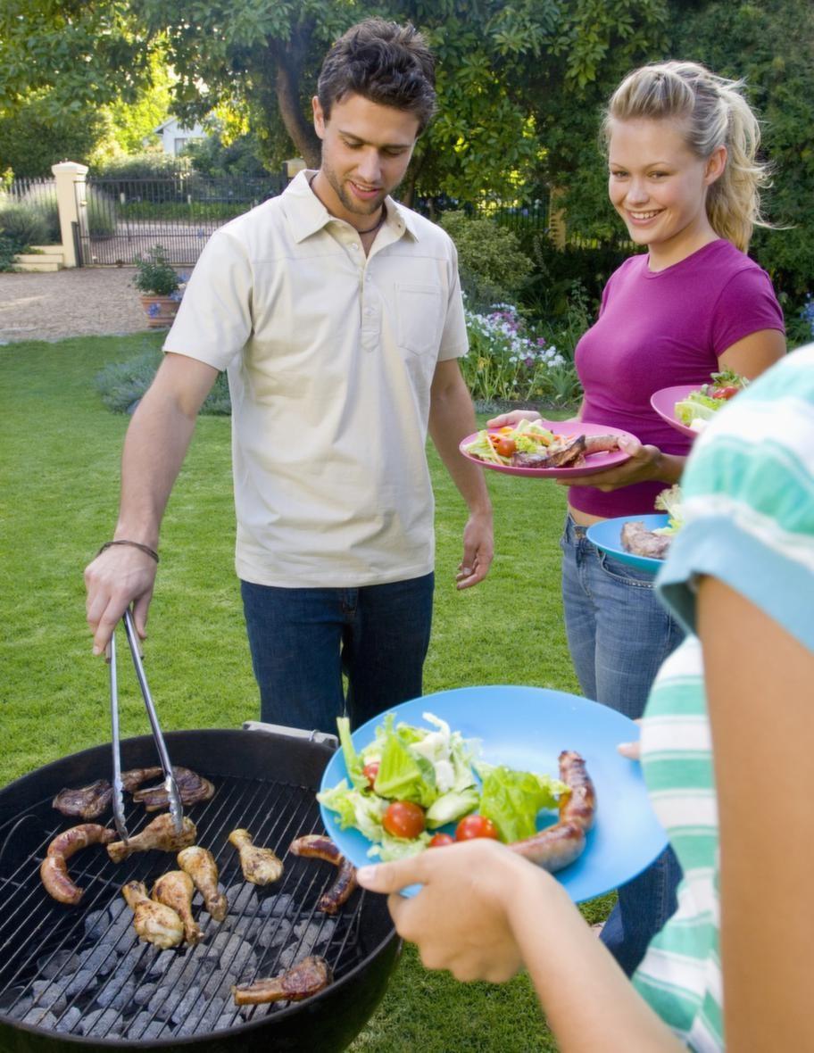 Grillsäsongen är en perfekt tid att äta enligt LCHF.