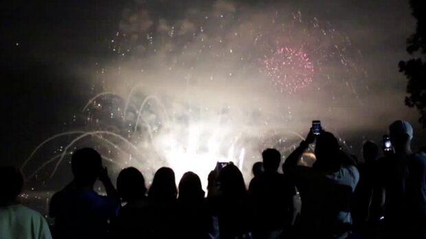 Polisens oro inför nyår – fyrverkerier