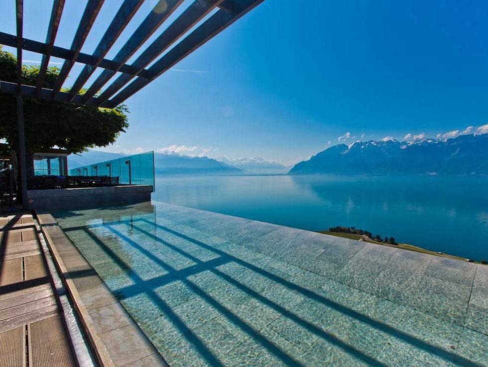 9. Baron Tavernier Hotel & Spa, Chexbres, Schweiz