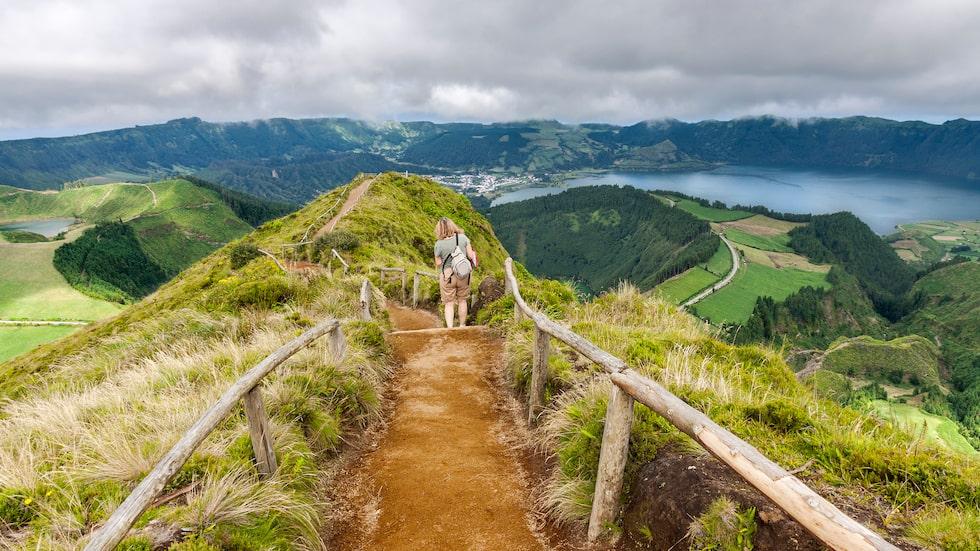 """""""Vår natur här i Azorerna är fantastisk och vårt leverne bygger på det"""", säger entreprenören."""