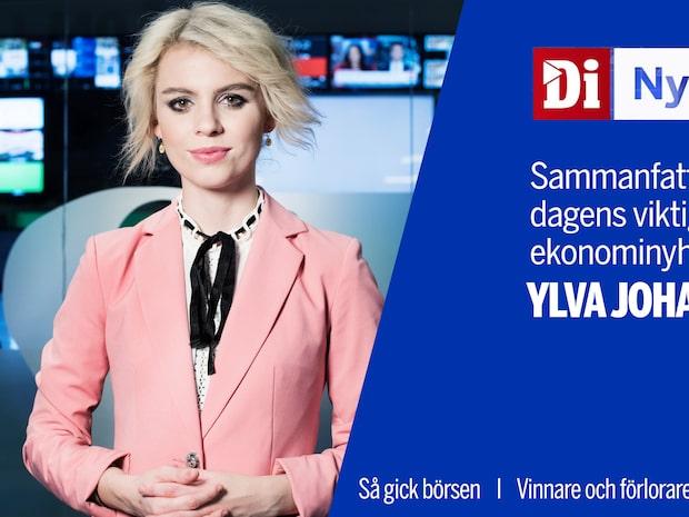 Di Nyheter: Stockholmsbörsen stängde svagt nedåt – Nent och Evolution gick starkt