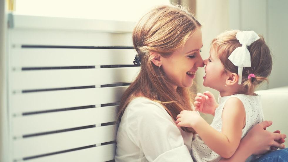Att vara introvert har sina fördelar. Bland annat kan du bli en alldeles fantastisk förälder.
