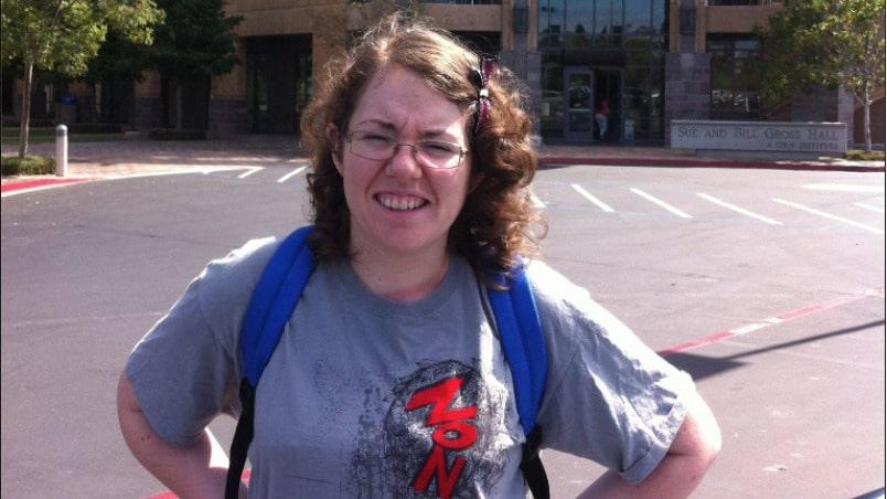 Rebecca Sharrock lider av ett udda syndrom som gör att hon minns precis allt hon upplevt.