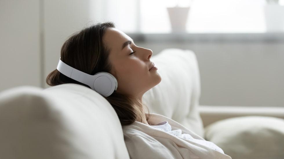 Kreativ vila kan du uppnå genom att inspireras exempelvis av bra musik.