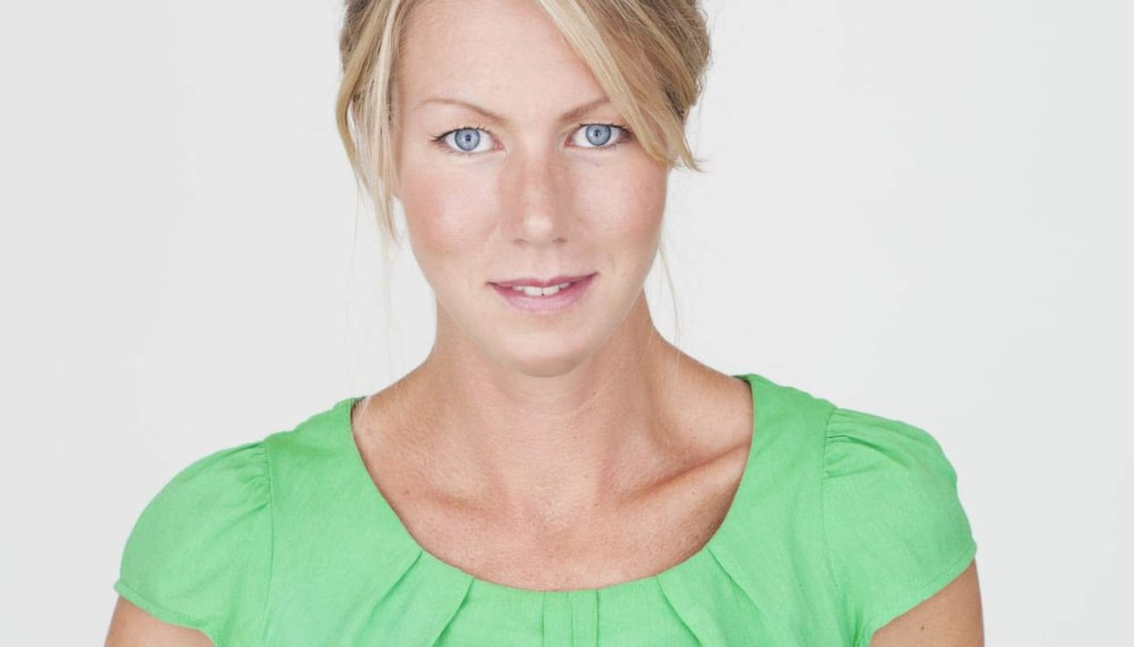 """<p>Kristina Berg, näringsfysiolog, vill slå ett slag för vanlig mat. """"Hälsosam mat behöver inte vara extrem"""", säger hon.<br></p>"""