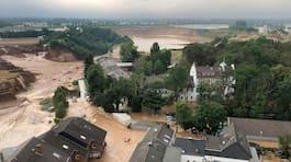 Senaste nytt om översvämningarna i Europa