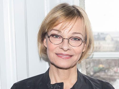 Skådisen Kajsa Ernst, född 4 augusti 1962, är lejon.
