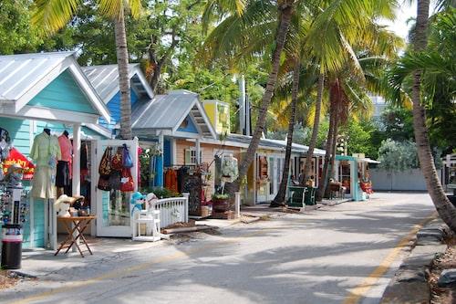Key West, den exotiska lilla fiskestaden längst ned på tippen av Florida.