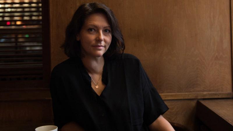 Hannah Sjöström.