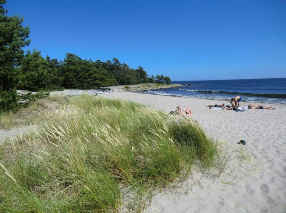Stora Sand, Nåttarö.