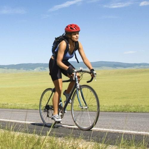 Låt cykeln bli en del av vardagen.