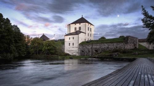 Nyköpingshus.