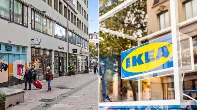 Här öppnar Ikea i centrala Göteborg