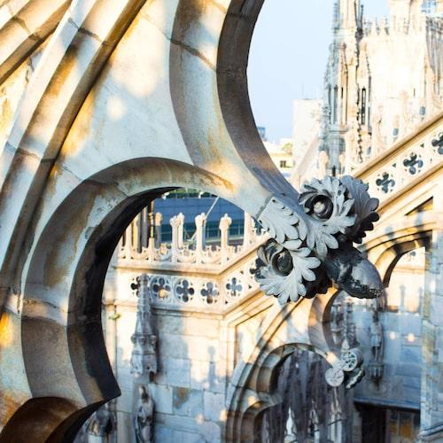 Duomo di Milano är en av Europas största katedraler