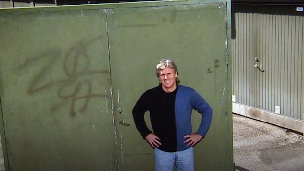 """""""Antikrundan"""" hittar Björn Borgs  garageport efter 8 år: """"Gåshud"""""""
