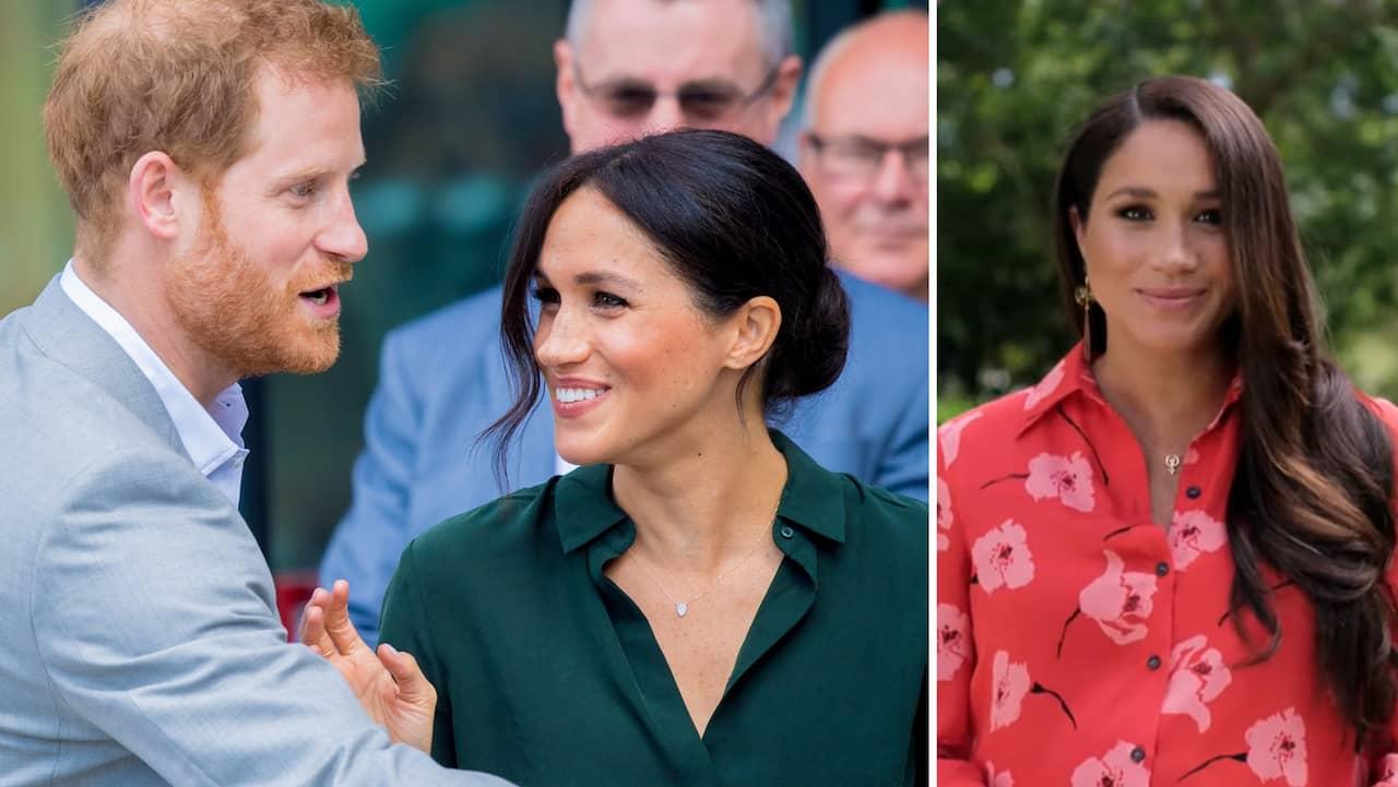 Meghan och Harry vill döpa dottern i England