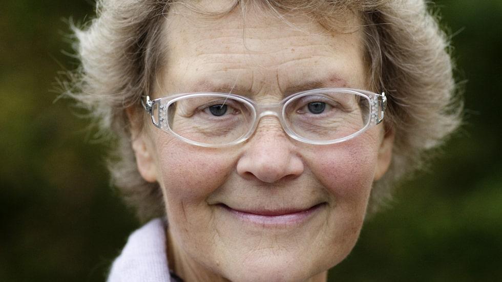 Professor Charlotte Erlanson-Albertsson