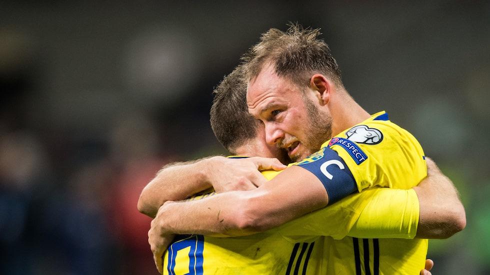 Ryssland står värd för fotbolls-VM i sommar och Sverige är med i matchen.