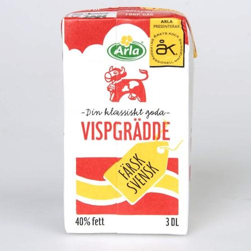 Feta mejeriprodukter har också sina fördelar.