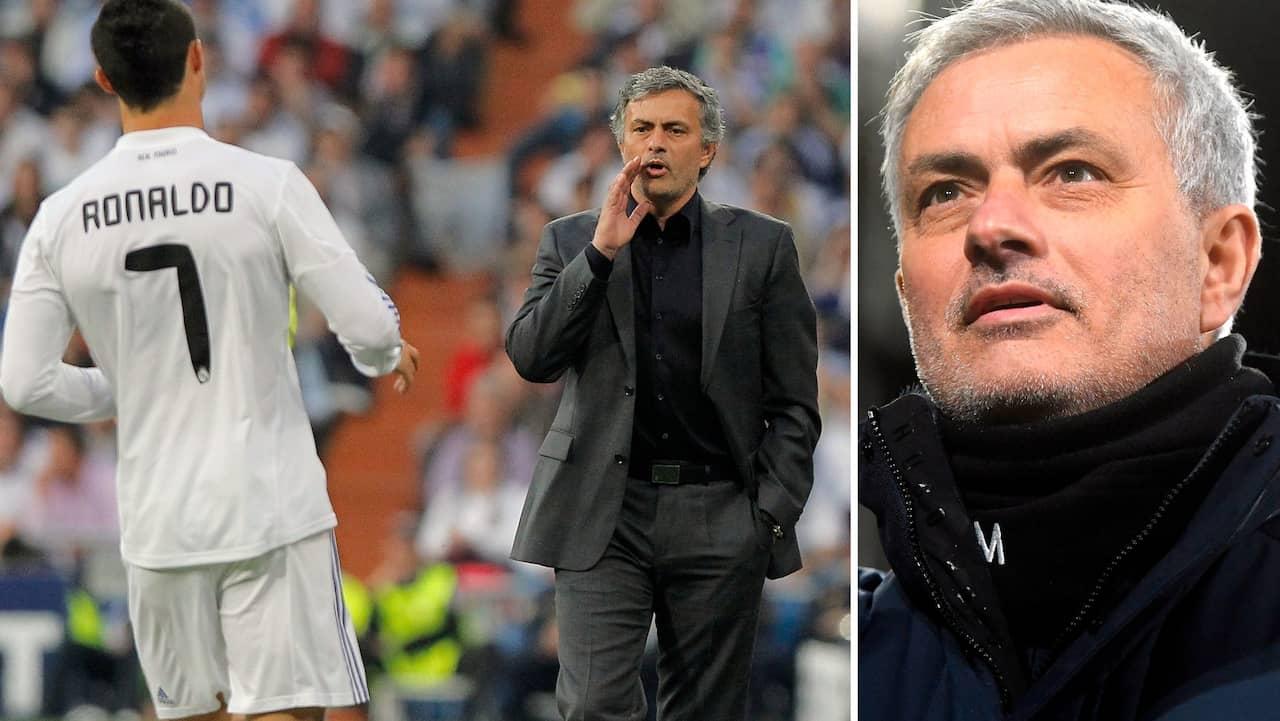Uppgifter: Mourinho har ringt till Ronaldo