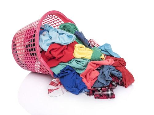 """Påståendet """"sköljmedel gör kläderna mer hållbara"""" är falskt!"""