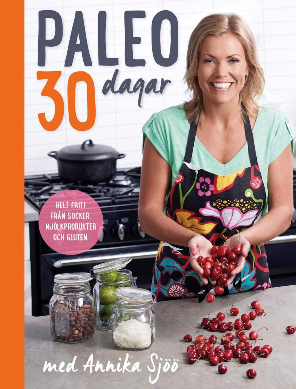 """""""30 dagar med Paleo""""."""