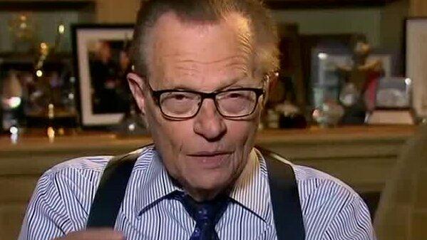 TV-legendaren Larry King är död
