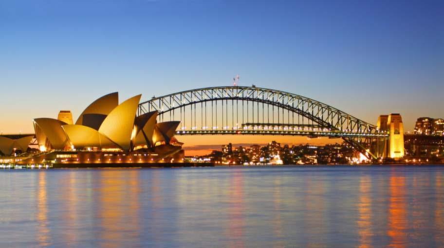 <p>Sydney passar bra i november.</p>