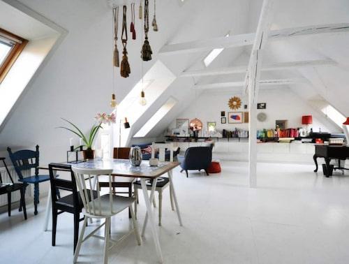 Airbnb.se förmedlar privata rum och lägenheter i nästan hela världen