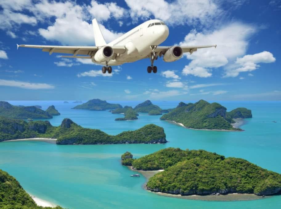 Undersökningen visar att flygresor till utlandet generellt är billigast sju veckor innan avgång.