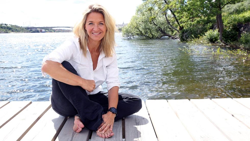 Kristin Kaspersen satsar på glutenfritt för magens skull.