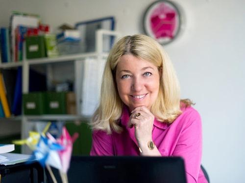 Annika Creutzer, privatekonomisk expert.