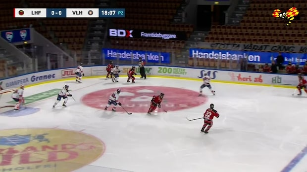 Highlights: Fasth nollade Luleå