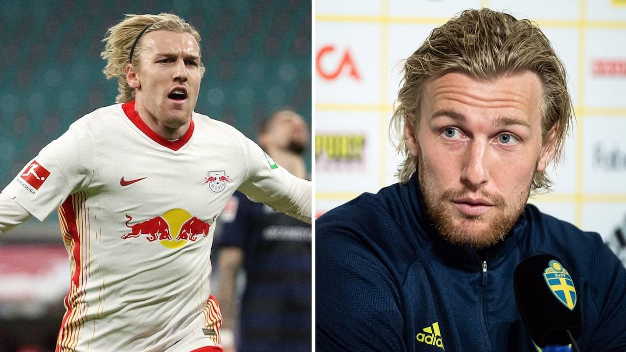 """Forsbergs nya kontrakt: """"Jag hann inte tänka"""""""