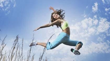 Hitta en träningsform du gillar, så blir det lättare att komma igång.