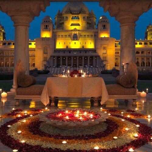 Umaid Bhawan är världens bästa hotell, enligt Tripadvisor.