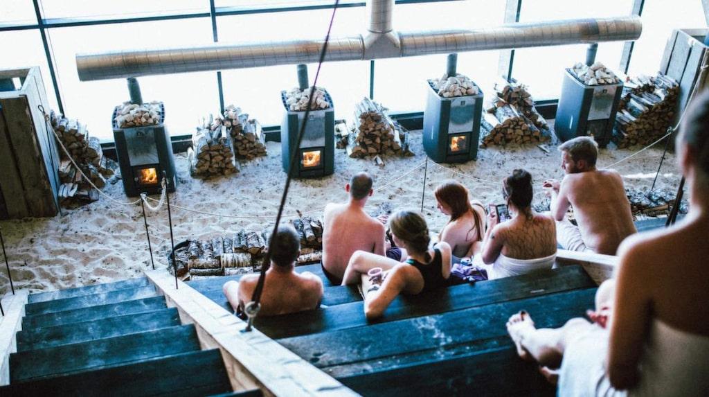 <p>I Agora i Nordnorge låter du svetten pärla med spektakulär panorama.</p><p><em>Salt Sauna, Bodö, Norge, (c) Martin Losvik, salted.no</em></p>