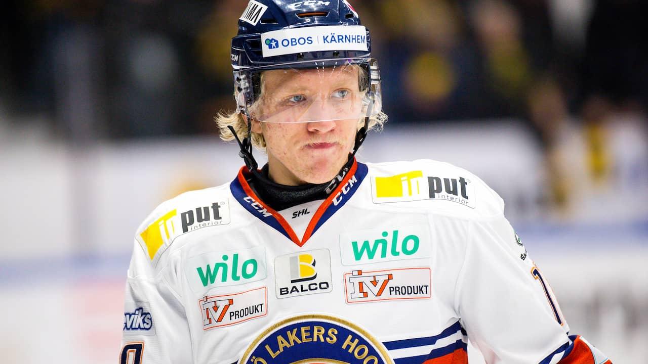 """Om Malmö åkt ur SHL så skulle jag skriva på direkt"""""""