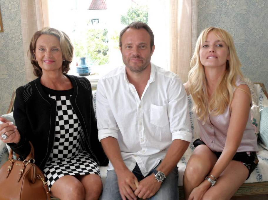 """""""Sista chansen"""" - svensk komedi, premiär i vinter, med bland andra Suzanne Reuter och David Hellenius."""
