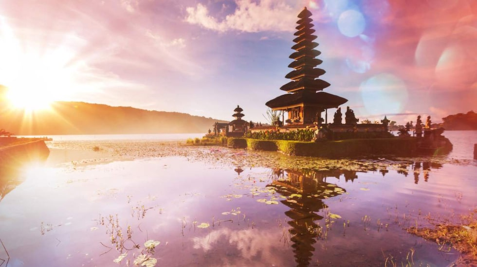 <p>Bali, har allt inklusive vita söderhavsstränder.</p>