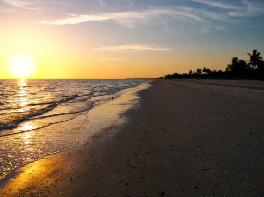 Bowman's Beach, SANIBEL, FLORIDA.
