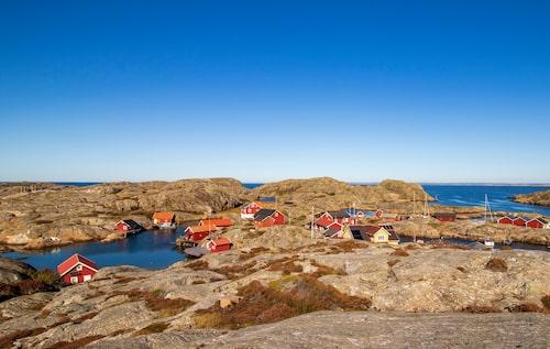 Väderöarna anses som ett av landets mest värdefulla havsområden och blev klassat som naturreservat 2012.