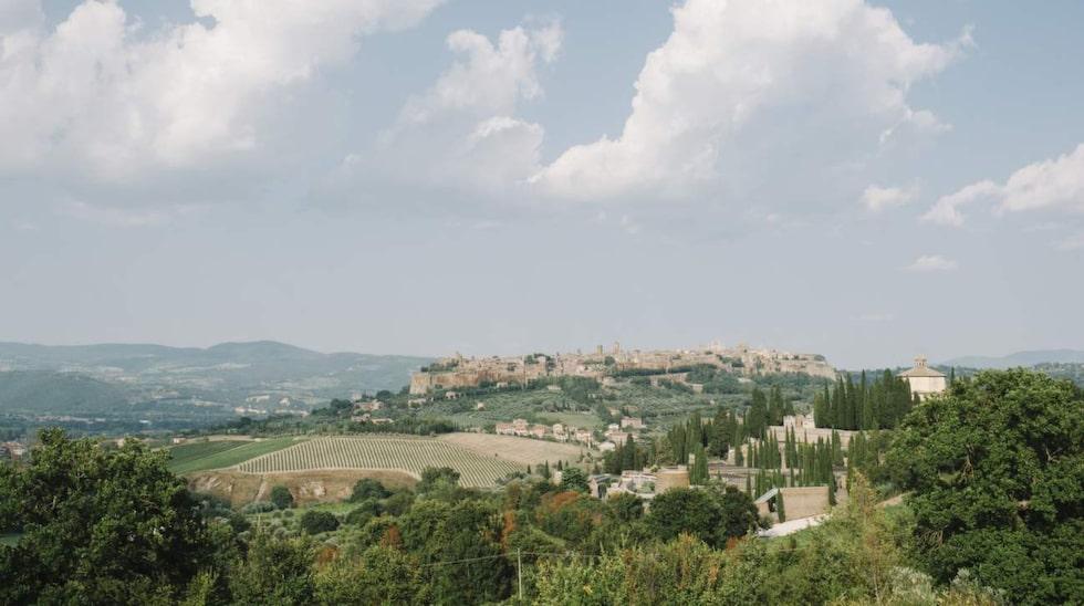 Magiskt. Att hyra bil och ta sig runt lite spontant med hjälp av en reseapp är ett utmärkt sätt att uppleva Toscana - utan att bli ruinerad.