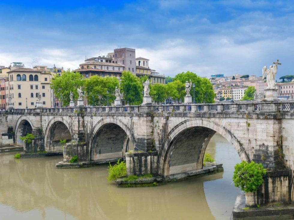 """""""Den eviga staden"""" - Rom."""