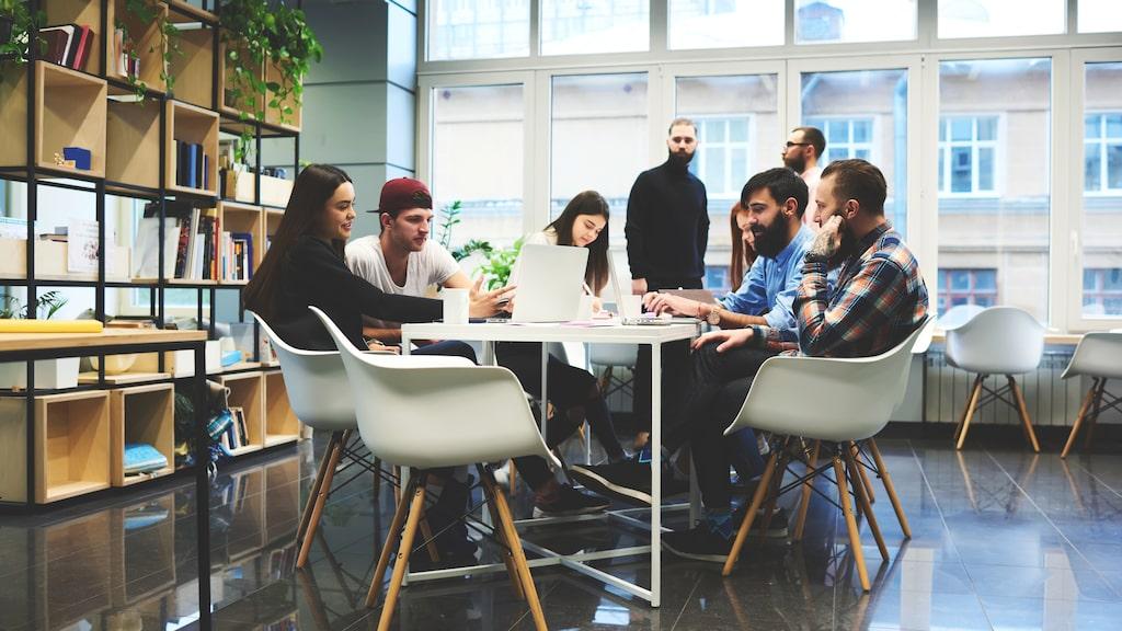 Via Workaround, Meetrd och Desk Doubler kan du hyra kontor.