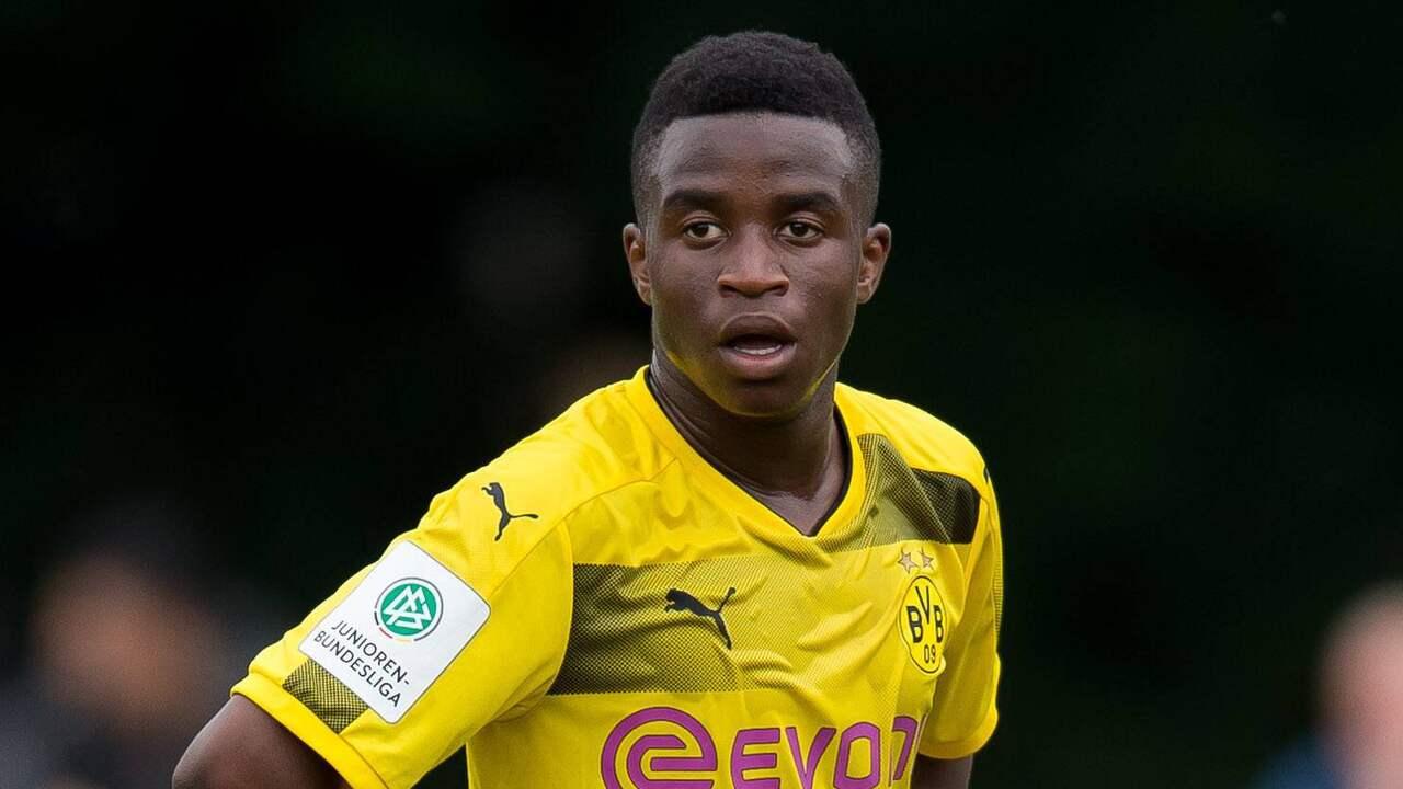 Dortmunds supertalang borta resten av säsongen