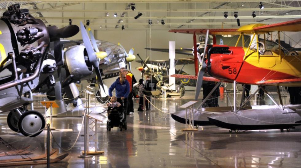 Flygvapenmuseum i Linköping har utsetts till Sveriges bästa gratismuseum.